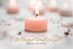 Promo - The Perfect Ritual For You